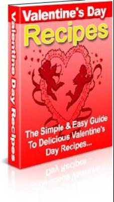 Product picture Valentines Day Recipes