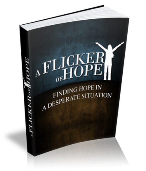 Product picture A Flicker Of Hope