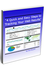 Product picture 4 Quick Easy Steps To Tracking Your Web Results